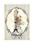 Mannequin Rose Posters par Wendy Paula Patterson