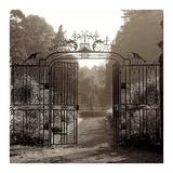 Hampton Gates 3 Posters by Alan Blaustein