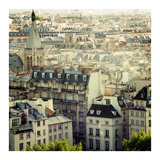 Paris Calling Prints by Irene Suchocki