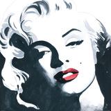 Marilyn Monroe I Posters by Irene Celic