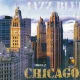 Jazz Blues I (microfiber) Prints by John Clarke