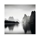 Li River Study Láminas por Josef Hoflehner
