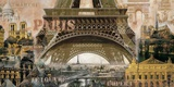 Paris Posters by John Clarke