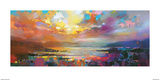 Marina Print by Scott Naismith