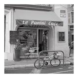 le Panini Cafe Art by Alan Blaustein