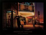 Mitternachtsmatinee, Englisch Poster von Chris Consani