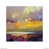 Rising Poster by Scott Naismith