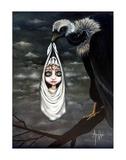 Livrasion spéciale Affiche par Angelina Wrona