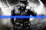 Send Me (Policeman) Prints by Jason Bullard