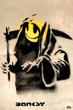 The Reaper Poster von  Banksy