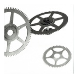 Retro- Gears 3 Prints by Alan Blaustein