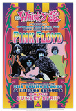 Pink Floyd, 1967 Posters par Dennis Loren