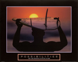 Possibilities – Surfer Stampe di Unknown,