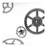Retro- Gears 2 Prints by Alan Blaustein