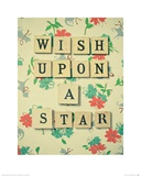 Wish upon a Star Stampe di Cassia Beck