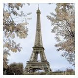 Tour Eiffel au Printemps Prints by Alan Blaustein