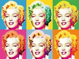 Visions of Marilyn Prints by Wyndham Boulter