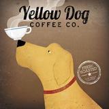 Yellow Dog Coffee Co. Posters tekijänä Ryan Fowler