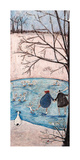 Winter Poster by Sam Toft