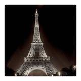 Tour Eiffel 2 Láminas por Alan Blaustein