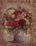 Elegant Centerpiece I Prints by Kate McRostie