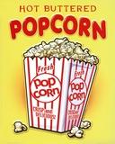 Hot Buttered Popcorn Prints