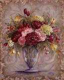 Elegant Centerpiece II Prints by Kate McRostie