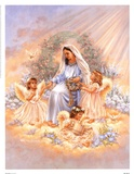 Gift Of Faith Posters by Dona Gelsinger