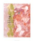 Rosy Composition II Édition limitée par Naomi McCavitt