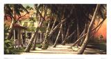 Island House Art by Art Fronckowiak
