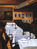 Restaurant La Gallerie Prints by Andre Renoux