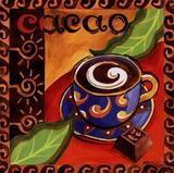 Cacao Chocolate Julisteet tekijänä Jennifer Brinley