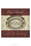 Wine Phrases II Prints by  Studio W