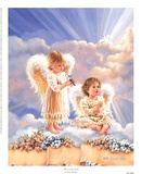 Heavenly Gifts Posters by Dona Gelsinger