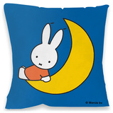 Miffy on the Moon Cushion Pyntepute