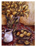 Lemons And Lilies Plakat af Nicole Etienne