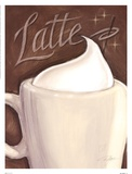 Latte Posters by Darrin Hoover