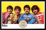 The Beatles- Sgt. Peppers Album Inner Gatefold ポスター