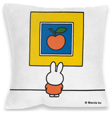 Miffy in Art Gallery Cushion Pyntepute