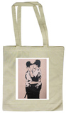 Kissing Policemen Tote Bag Tote Bag