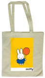 Miffy with Balloon Tote Bag Tragetasche
