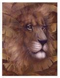 Safari Lion Print by Joe Sambataro