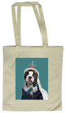 Pets Rock Queen Vic Tote Bag Tote Bag