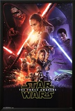 Star Wars: The Force Awakens- One Sheet アートポスター