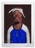 Pets Rock Two Rap Tea Towel Regalos