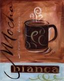 Coffee Cafe IV Posters tekijänä Jennifer Sosik