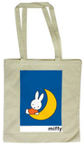 Miffy on the Moon Tote Bag Tragetasche