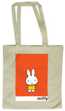 Miffy Yellow Dress Tote Bag Handleveske