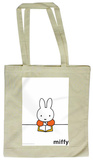 Miffy Reading Tote Bag Tragetasche