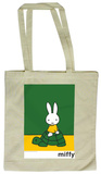 Miffy on Turtle Tote Bag Draagtas